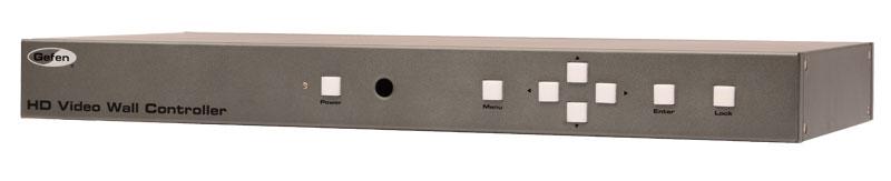 Video-Wall Controller für Matrix-Installationen