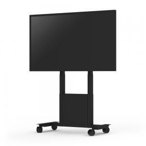 Standfüße und Rollwagen für Monitore