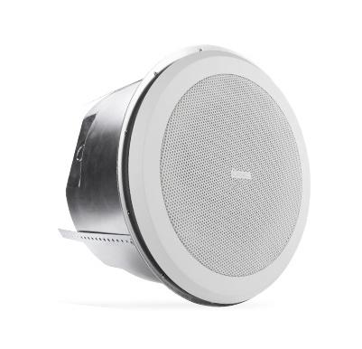 Deckenlautsprecher, 200 W, 100 V/8 Ohm, rund