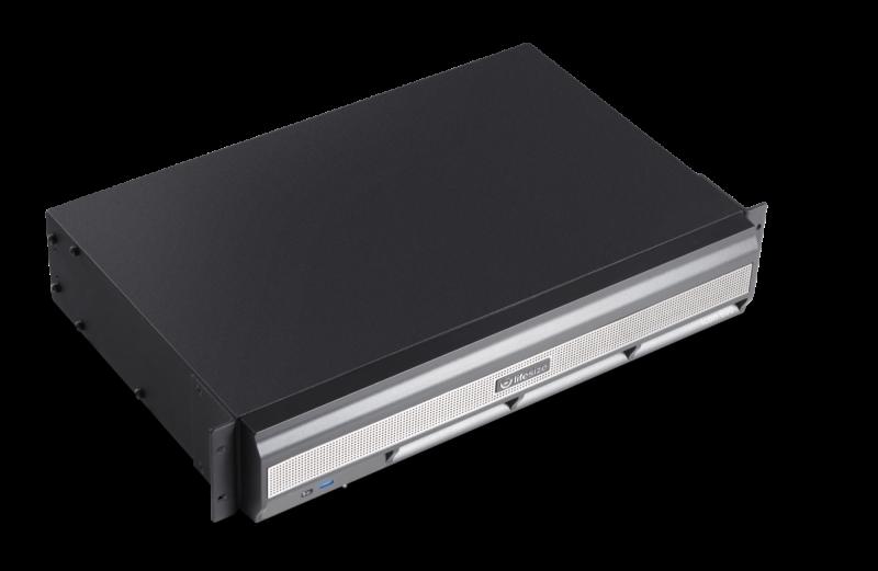 Icon 800 – PTZ Camera, Dual Display