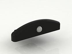 Motion Sensor for SWEDX Signo, Black