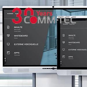 SIGNAMEDIA NETSTORE Produkt-Kategorie COMM-TEC