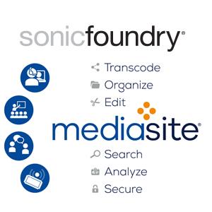 SIGNAMEDIA NETSTORE Produkt-Kategorie sonicfoundry mediasite