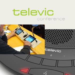 SIGNAMEDIA NETSTORE Produkt-Kategorie televic conference