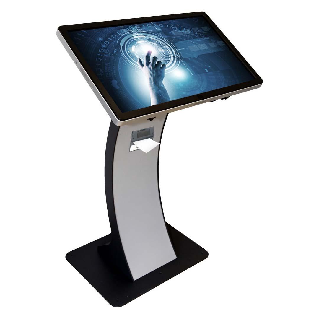 Digital Kiosk Pult