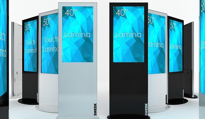Digital Signage Stelen von SIGNAMEDIA Digitale Werbesysteme e.K.