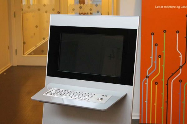 Digital Kiosk Maxi von SIGNAMEDIA Digitale Werbesysteme e.K. aus Gießen, Quelle: DigiKiosk ApS, 7190 Billund, Dänemark