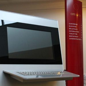 Produkt-Kategorie Digital Kiosk Indoor vom SIGNAMEDIA Digital Kiosk & Digital Signage Shop