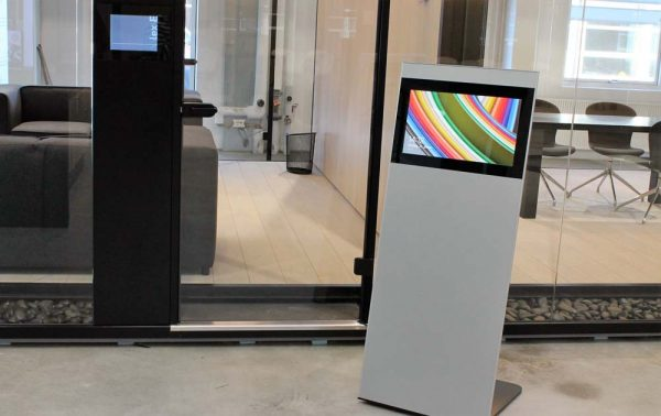 SIGNAMEDIA Digital Kiosk Maxi, Quelle: DigiKiosk ApS, 7190 Billund, Dänemark