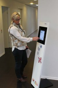 Webdesign für SIGNAMEDIA Digital Kiosk Mini Systeme