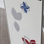 Folierung eines Indoor Kiosk Terminals von SIGNAMEDIA Digitale Werbesysteme e.K.