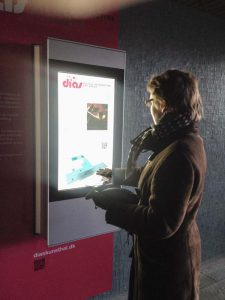 Webdesign für SIGNAMEDIA Digital Kiosk Outdoor On-Wall Systeme