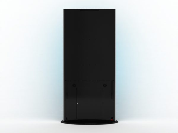SIGNAMEDIA Digital Signage Stele 58 Zoll 4k touch schwarz, Quelle: SWEDX AB, 16353 Spånga, Schweden