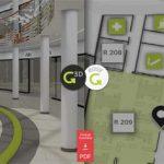 Wayfinding - Wegeleitsysteme auf Seite mit Dienstleistungen von SIGNAMEDIA