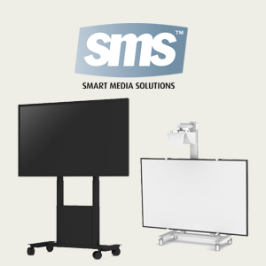 SMS Smart Media Solutions - Innovative Halterungssysteme