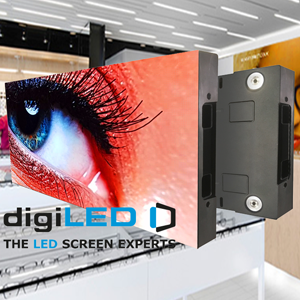 digiLED - LED-Beschilderung und Video-Walls