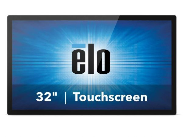 SIGNAMEDIA Touchscreen-Monitor 32 Zoll, Quelle: Elo Touch Solutions, Inc., Milpitas, California 95035, USA