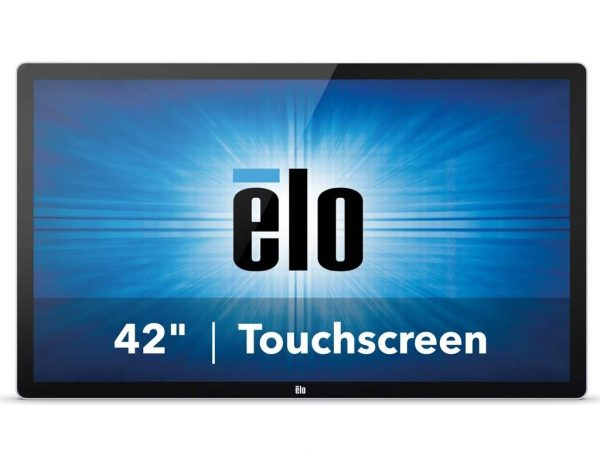 SIGNAMEDIA Touchscreen-Monitor 42 Zoll, Quelle: Elo Touch Solutions, Inc., Milpitas, California 95035, USA