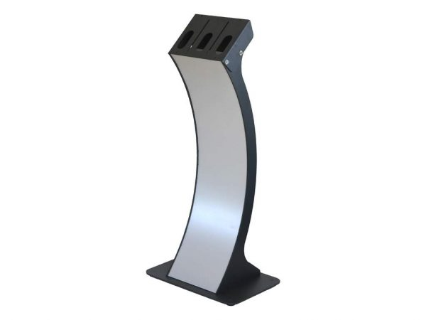 WES EASY-PC-STAND-22, Quelle: WES Systeme Electronic GmbH, 61130 Nidderau, Deutschland