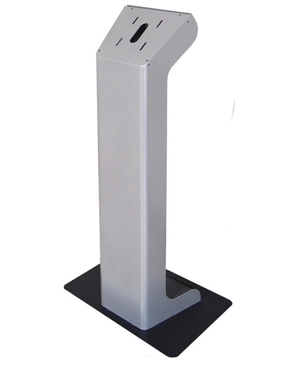 WES LIGHT-PC-STAND-22, Quelle: WES Systeme Electronic GmbH, 61130 Nidderau, Deutschland