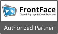FrontFace Authorized Partner Badge