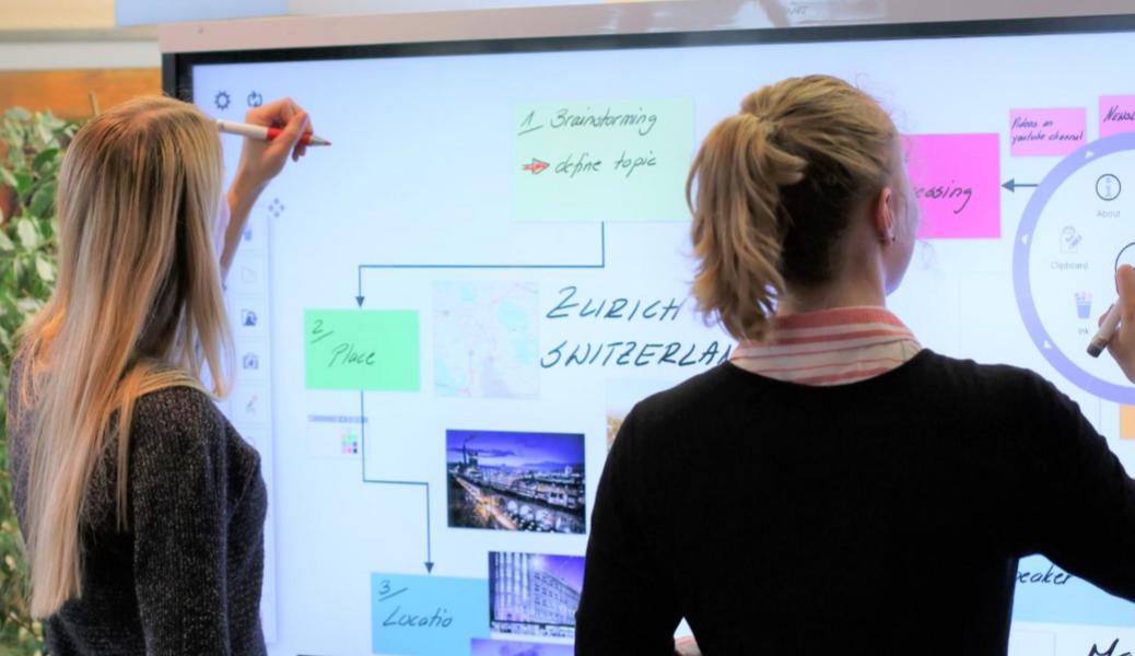 Kollaborationssysteme von SIGNAMEDIA Digitale Werbesysteme e.K. aus Gießen